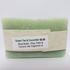 Body Bar - Green Tea & Cucumber