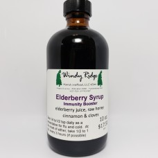 Elderberry Syrup 10 oz.