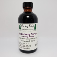 Elderberry Syrup 5 oz.
