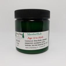 Adult Menthol Rub