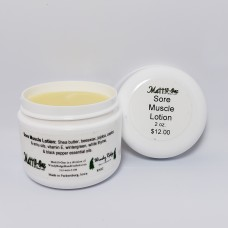 Sore Muscle Lotion - 2 oz.