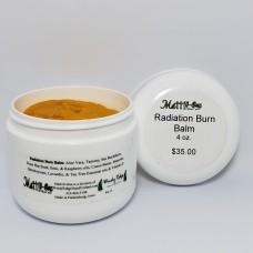 Radiation/Burn Balm - 4 oz.