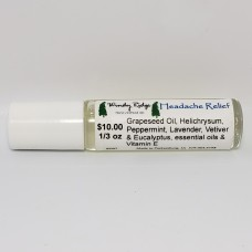 Headache Roller without Rosemary