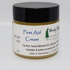 First Aid Cream 1 oz.
