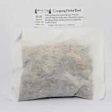 Energizing Herbal Bath