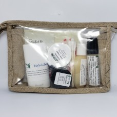 First Aid Kit with Anxiety/Stress oil Roller