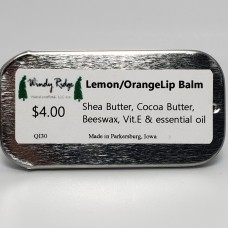 Lip Balm - Orange/Lemon