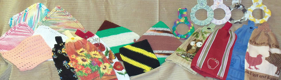 knit-crochet-kitchen-towels